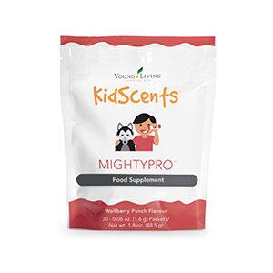 Kidscents Mightypro - Praktijk Viva La Vida - Young Living producten