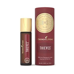 Thieves roll-on - Praktijk Viva La Vida - Young Living producten